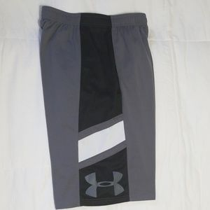 Under Armour Boy's Give And Go Shorts Size YXL